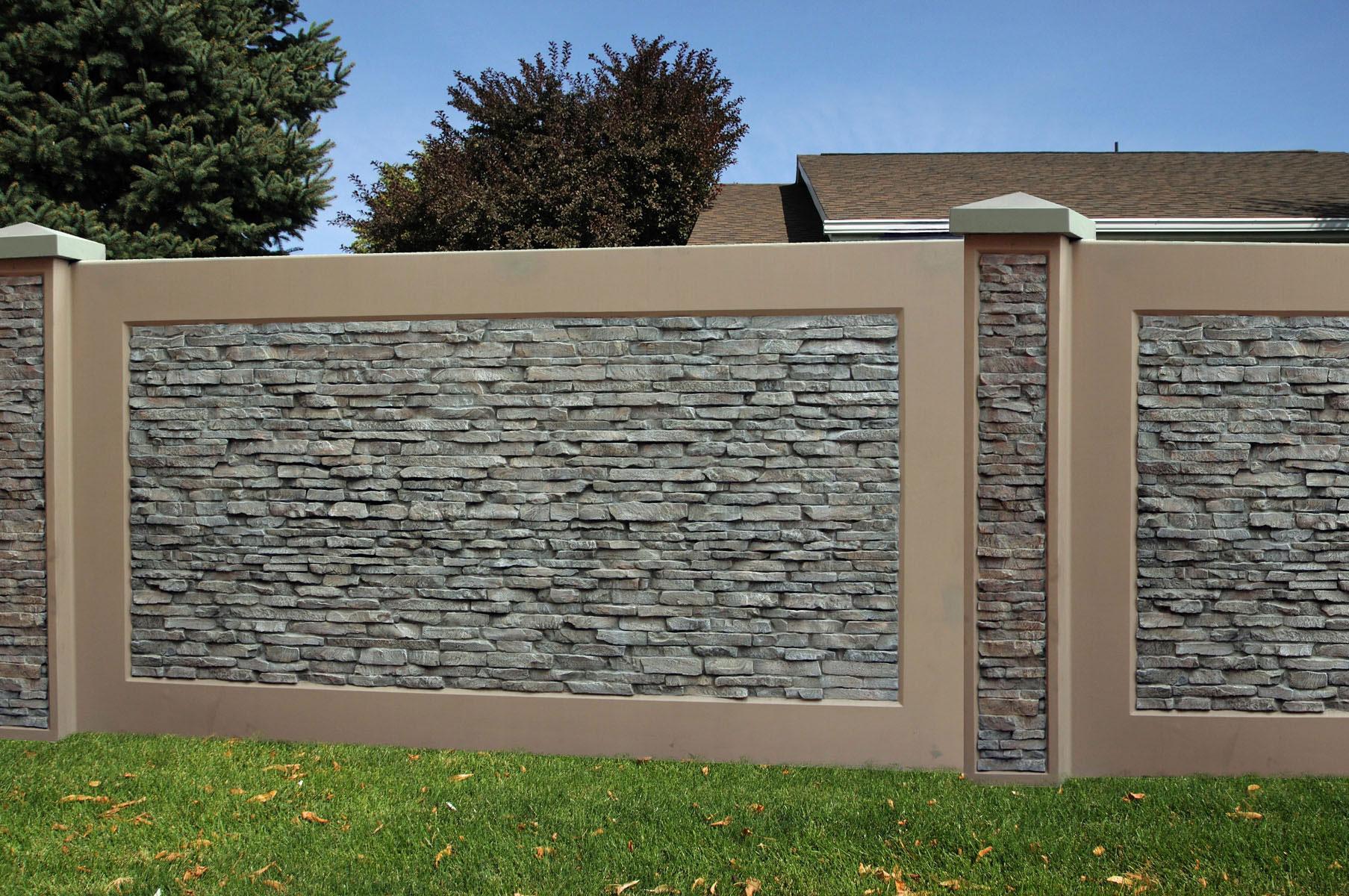 Как сделать выше бетонный забор