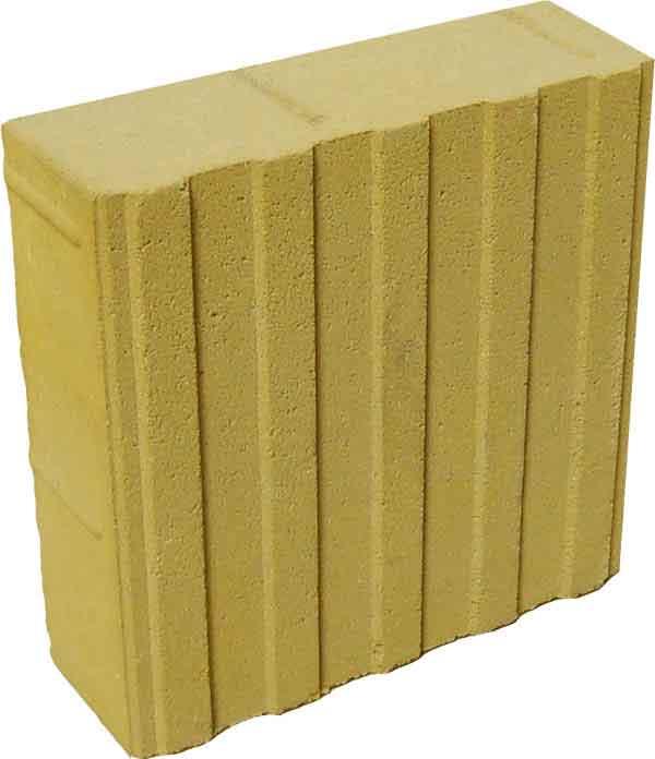 Купить тротуарную плитку Продольная  тактильная плитка 300х300. Цена от 100 рублей за штуку от «Плитка №1».