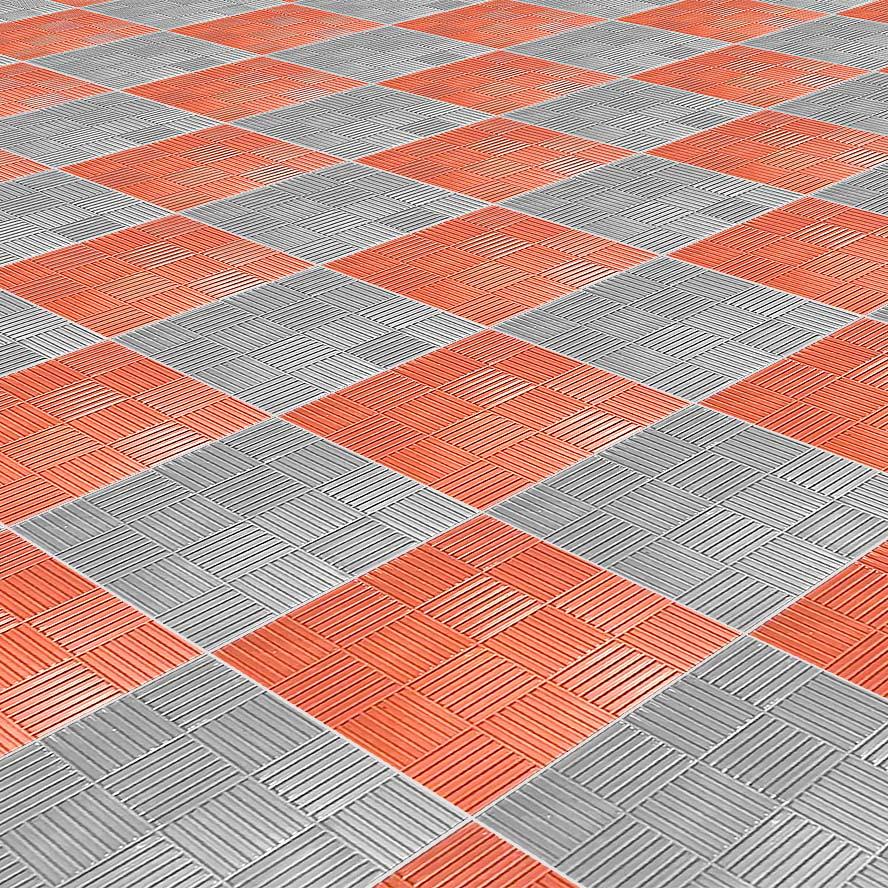 Тротуарная плитка Паркет 300х300х30 мм